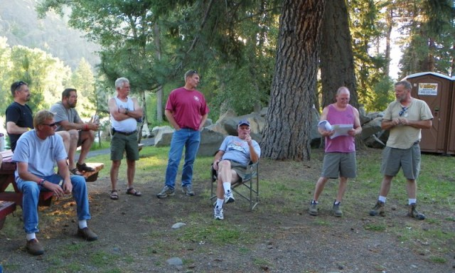 Pacific Northwest 4 Wheel Drive Association's 2011 Trail Jamboree – Day 1 of 5 9