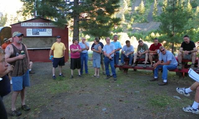 Pacific Northwest 4 Wheel Drive Association's 2011 Trail Jamboree – Day 1 of 5 11