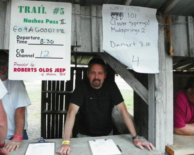 Pacific Northwest 4 Wheel Drive Association's 2011 Trail Jamboree – Day 1 of 5 31