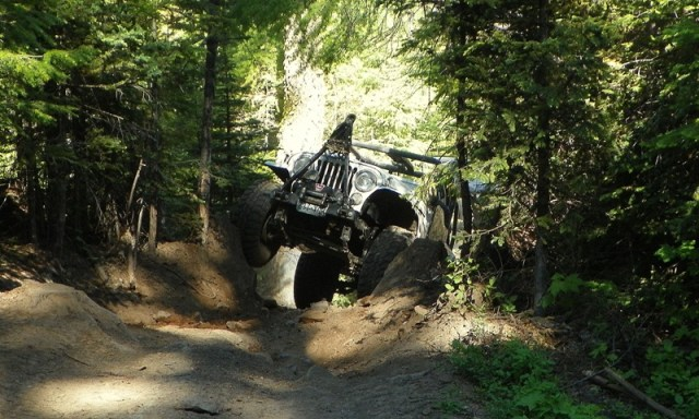 Pacific Northwest 4 Wheel Drive Association's 2011 Trail Jamboree – Day 2 of 5 14