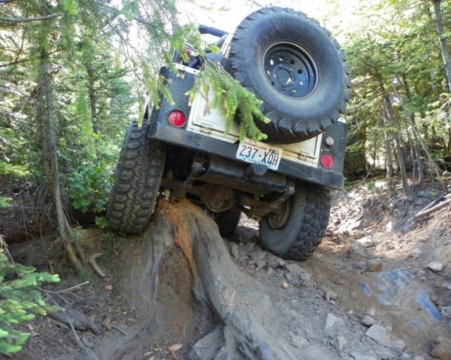 Pacific Northwest 4 Wheel Drive Association's 2011 Trail Jamboree – Day 2 of 5 15