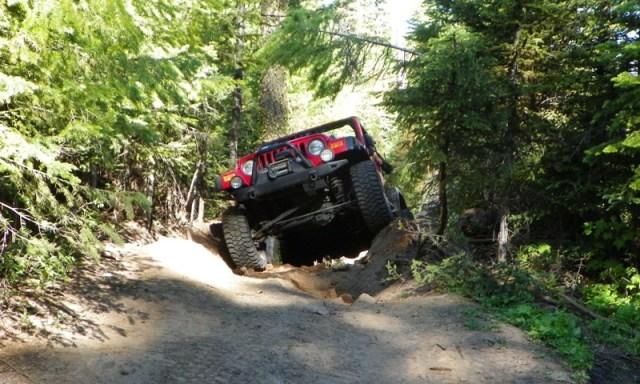 Pacific Northwest 4 Wheel Drive Association's 2011 Trail Jamboree – Day 2 of 5 16