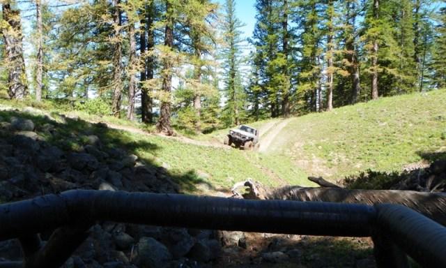 Pacific Northwest 4 Wheel Drive Association's 2011 Trail Jamboree – Day 2 of 5 28