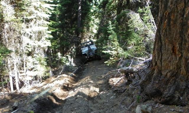 Pacific Northwest 4 Wheel Drive Association's 2011 Trail Jamboree – Day 2 of 5 30
