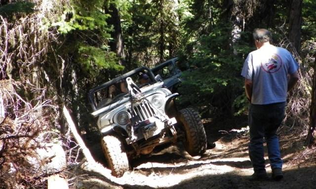 Pacific Northwest 4 Wheel Drive Association's 2011 Trail Jamboree – Day 2 of 5 31