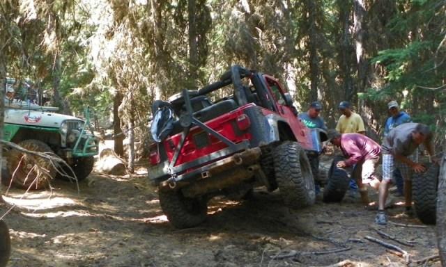 Pacific Northwest 4 Wheel Drive Association's 2011 Trail Jamboree – Day 2 of 5 35