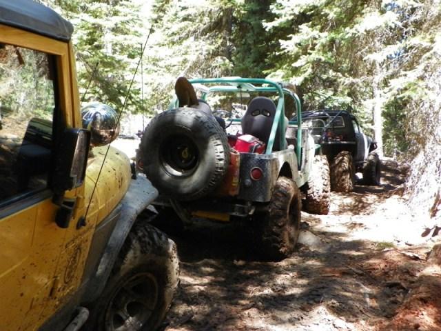 Pacific Northwest 4 Wheel Drive Association's 2011 Trail Jamboree – Day 2 of 5 41