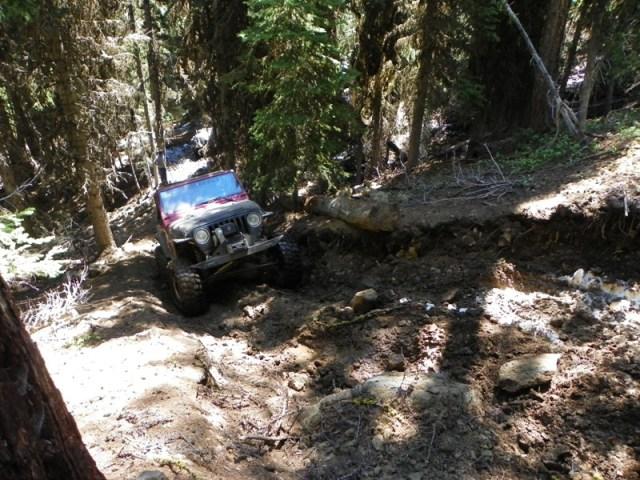 Pacific Northwest 4 Wheel Drive Association's 2011 Trail Jamboree – Day 2 of 5 53