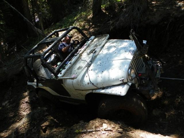 Pacific Northwest 4 Wheel Drive Association's 2011 Trail Jamboree – Day 2 of 5 57