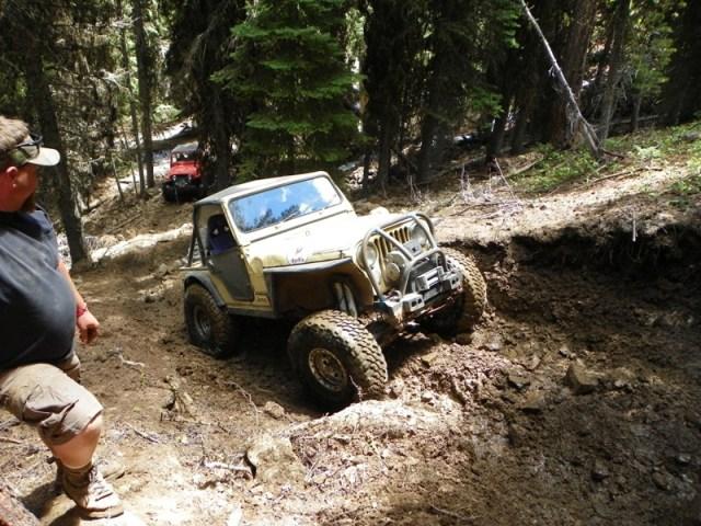 Pacific Northwest 4 Wheel Drive Association's 2011 Trail Jamboree – Day 2 of 5 75