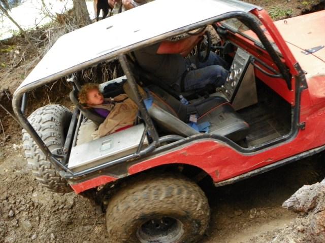 Pacific Northwest 4 Wheel Drive Association's 2011 Trail Jamboree – Day 2 of 5 81