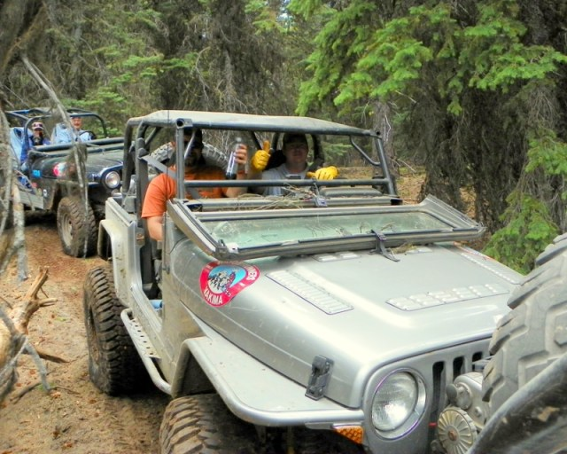Pacific Northwest 4 Wheel Drive Association's 2011 Trail Jamboree – Day 2 of 5 104
