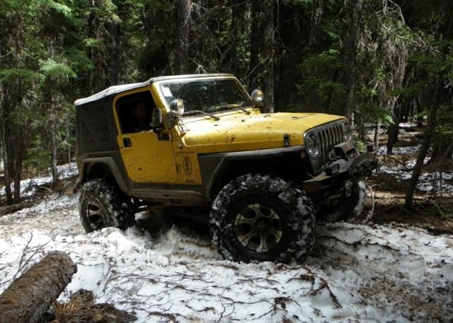 Pacific Northwest 4 Wheel Drive Association's 2011 Trail Jamboree – Day 2 of 5 108