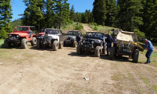 Pacific Northwest 4 Wheel Drive Association's 2011 Trail Jamboree – Day 2 of 5 119
