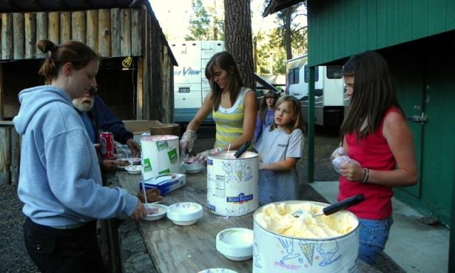 Pacific Northwest 4 Wheel Drive Association's 2011 Trail Jamboree – Day 2 of 5 131