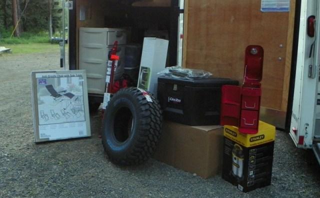 Pacific Northwest 4 Wheel Drive Association's 2011 Trail Jamboree – Day 2 of 5 133