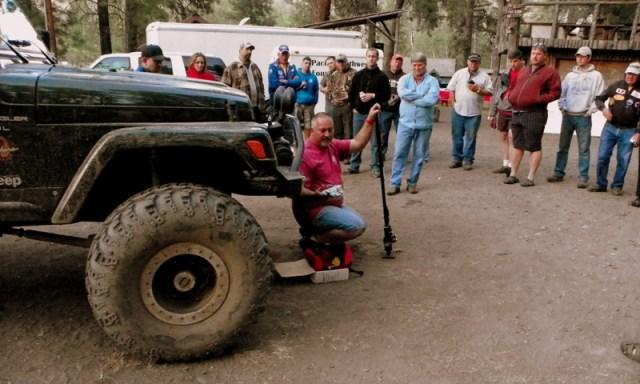 Pacific Northwest 4 Wheel Drive Association's 2011 Trail Jamboree – Day 2 of 5 141