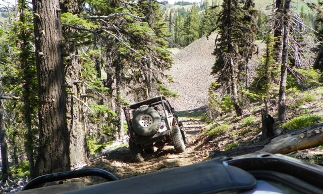 Pacific Northwest 4 Wheel Drive Association's 2011 Trail Jamboree – Day 3 of 5 12