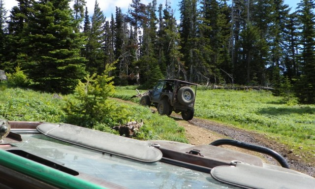 Pacific Northwest 4 Wheel Drive Association's 2011 Trail Jamboree – Day 3 of 5 16
