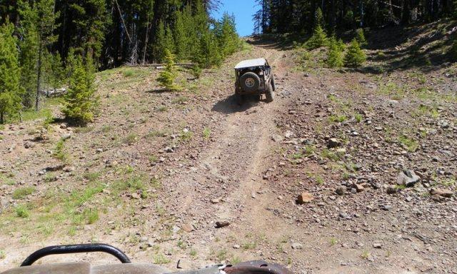 Pacific Northwest 4 Wheel Drive Association's 2011 Trail Jamboree – Day 3 of 5 20