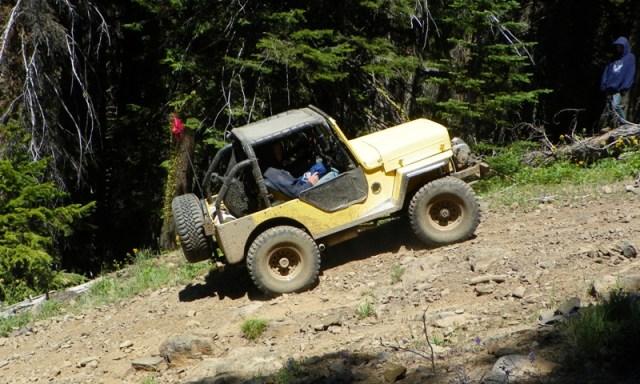 Pacific Northwest 4 Wheel Drive Association's 2011 Trail Jamboree – Day 3 of 5 28