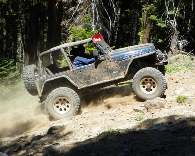 Pacific Northwest 4 Wheel Drive Association's 2011 Trail Jamboree – Day 3 of 5 32