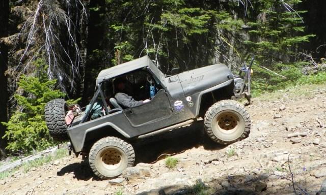 Pacific Northwest 4 Wheel Drive Association's 2011 Trail Jamboree – Day 3 of 5 33
