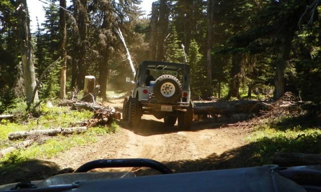 Pacific Northwest 4 Wheel Drive Association's 2011 Trail Jamboree – Day 3 of 5 42