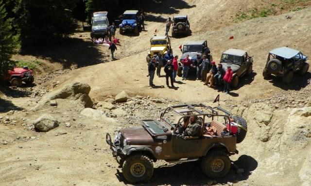 Pacific Northwest 4 Wheel Drive Association's 2011 Trail Jamboree – Day 3 of 5 56