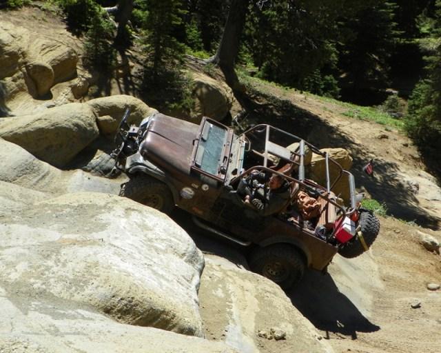 Pacific Northwest 4 Wheel Drive Association's 2011 Trail Jamboree – Day 3 of 5 58