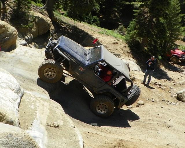 Pacific Northwest 4 Wheel Drive Association's 2011 Trail Jamboree – Day 3 of 5 59