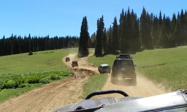 Pacific Northwest 4 Wheel Drive Association's 2011 Trail Jamboree – Day 3 of 5 85