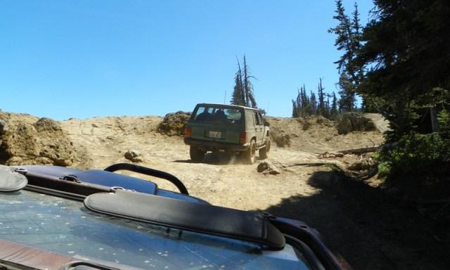 Pacific Northwest 4 Wheel Drive Association's 2011 Trail Jamboree – Day 3 of 5 87