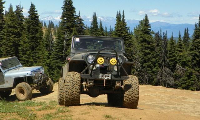 Pacific Northwest 4 Wheel Drive Association's 2011 Trail Jamboree – Day 3 of 5 88