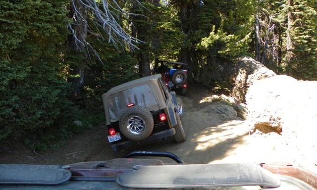Pacific Northwest 4 Wheel Drive Association's 2011 Trail Jamboree – Day 3 of 5 97