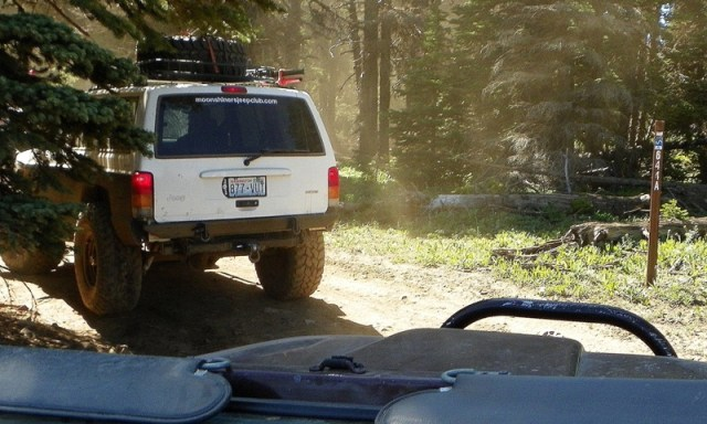 Pacific Northwest 4 Wheel Drive Association's 2011 Trail Jamboree – Day 3 of 5 101
