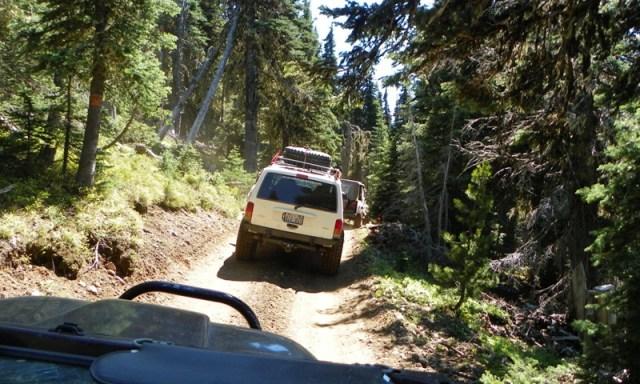 Pacific Northwest 4 Wheel Drive Association's 2011 Trail Jamboree – Day 3 of 5 107