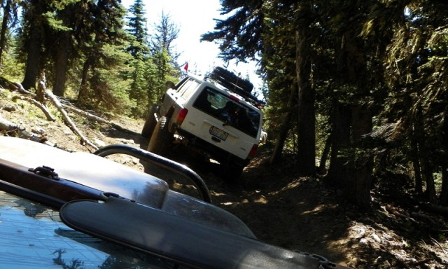 Pacific Northwest 4 Wheel Drive Association's 2011 Trail Jamboree – Day 3 of 5 108