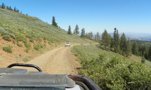 Pacific Northwest 4 Wheel Drive Association's 2011 Trail Jamboree – Day 3 of 5 116
