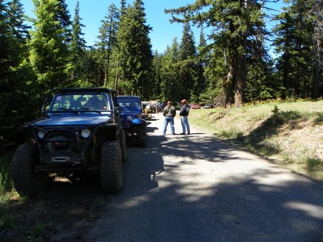 Pacific Northwest 4 Wheel Drive Association's 2011 Trail Jamboree – Day 3 of 5 118