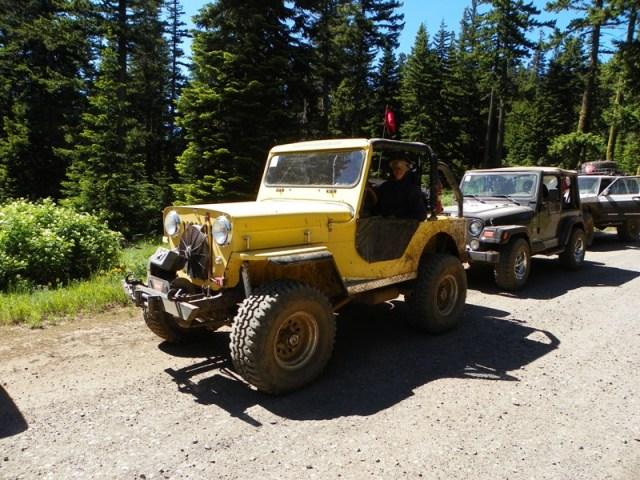 Pacific Northwest 4 Wheel Drive Association's 2011 Trail Jamboree – Day 3 of 5 119