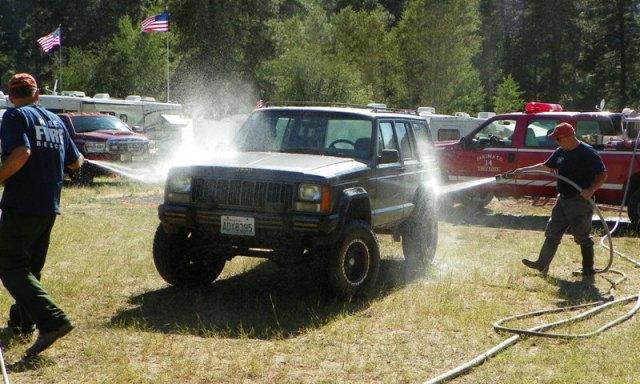 Pacific Northwest 4 Wheel Drive Association's 2011 Trail Jamboree – Day 3 of 5 125