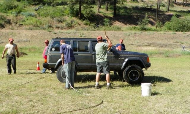 Pacific Northwest 4 Wheel Drive Association's 2011 Trail Jamboree – Day 3 of 5 126