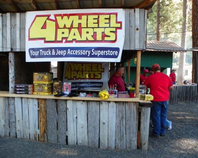 Pacific Northwest 4 Wheel Drive Association's 2011 Trail Jamboree – Day 3 of 5 128