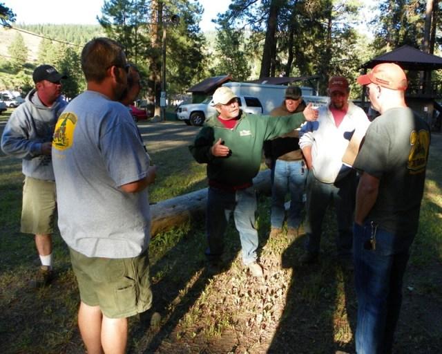 Pacific Northwest 4 Wheel Drive Association's 2011 Trail Jamboree – Day 3 of 5 136