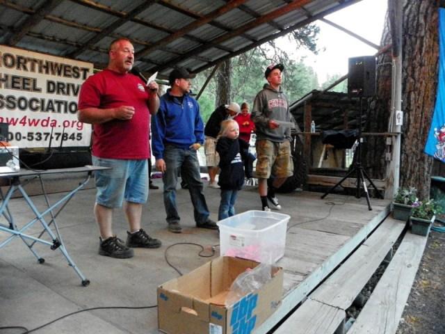 Pacific Northwest 4 Wheel Drive Association's 2011 Trail Jamboree – Day 3 of 5 145