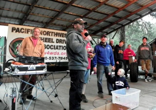 Pacific Northwest 4 Wheel Drive Association's 2011 Trail Jamboree – Day 3 of 5 146