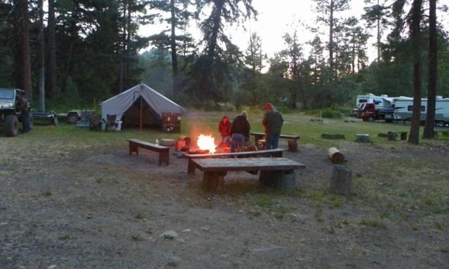Pacific Northwest 4 Wheel Drive Association's 2011 Trail Jamboree – Day 3 of 5 149