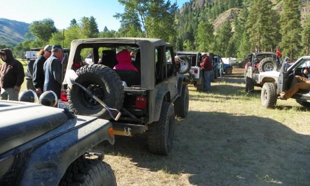 Pacific Northwest 4 Wheel Drive Association's 2011 Trail Jamboree – Day 4 & 5 of 5 1