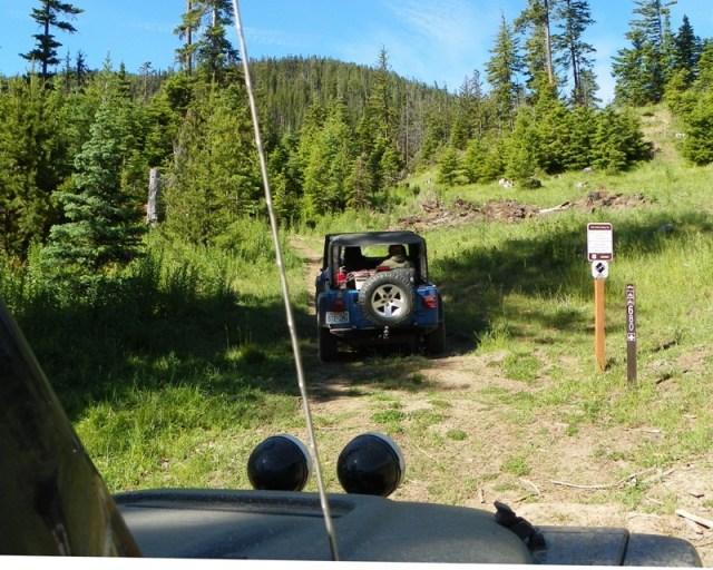Pacific Northwest 4 Wheel Drive Association's 2011 Trail Jamboree – Day 4 & 5 of 5 5
